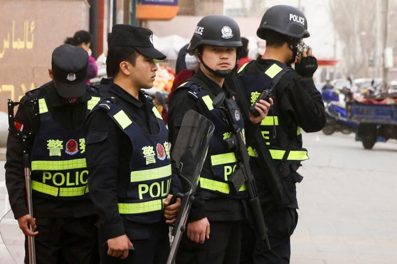 How To Contact Police In China